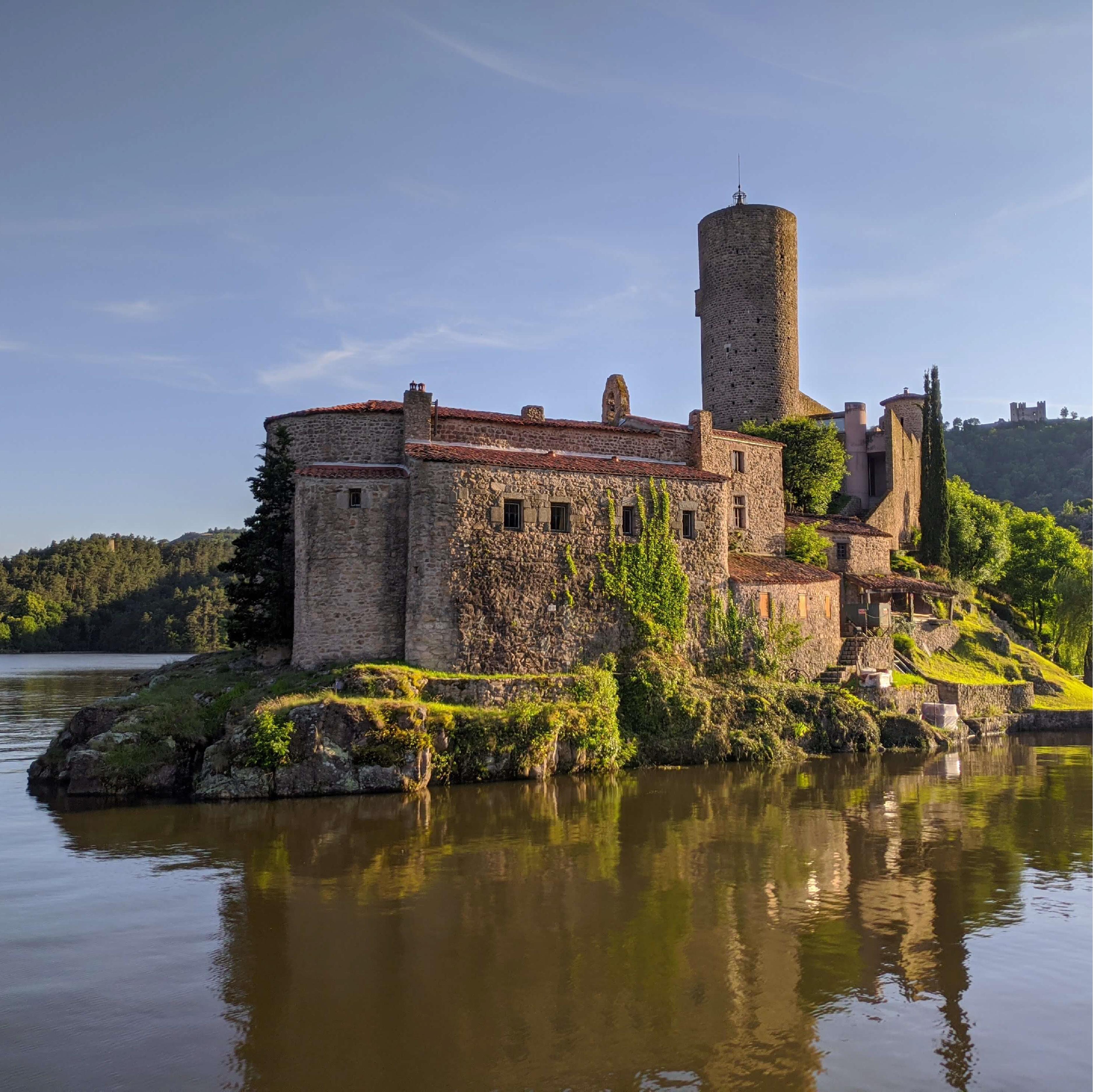 Balade sur les Gorges de la Loire